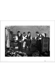 The Beatles The Cavern 3 - plakat premium