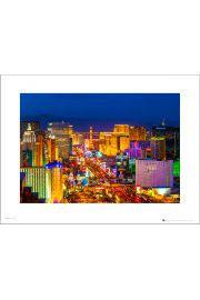 Las Vegas Strip - art print