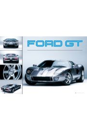 Ford GT - plakat