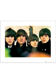 The Beatles For Sale - plakat premium