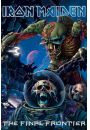 Iron Maiden - The Final Frontier - plakat - Iron Maiden
