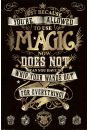 Harry Potter Magia - plakat - Kultowe