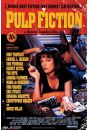 Pulp Fiction - Uma Thurman - plakat