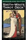 Smith-Waite Tarot Deck Borderless - Tarot Ezoteryczny