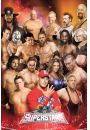 WWE Wrestling Superstars - plakat - Gry
