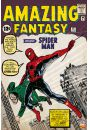 Spiderman Retro Marvel - plakat