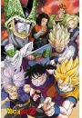 Dragon Ball Z Cell Saga - plakat - Seriale