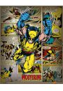 Marvel Comics - Wolverine Retro - plakat - Animowane