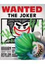 Lego Batman Wanted The Joker - plakat