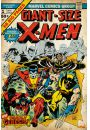 X Men retro - plakat - Animowane