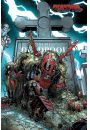 Marvel Deadpool Grave - plakat