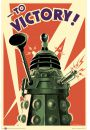 Doctor Who Victory - plakat