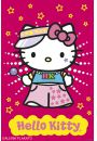 Hello Kitty Piosenkarka - plakat