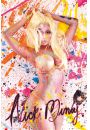 Nicki Minaj Paint - plakat - Rap i Hiphop