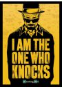 Breaking Bad I Am The One Who Knocks - plakat