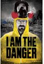 Breaking Bad I Am The Danger - plakat - Seriale