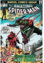 Marvel Retro Spiderman Kontra Green Goblin - plakat - Animowane