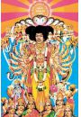 Jimi Hendrix Axis Bold As Love - plakat - Rock