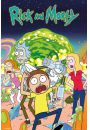 Rick and Morty - plakat - Seriale