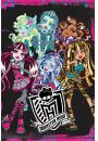 Monster High Upiorna Szko�a - Monsters - plakat
