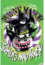 Lego Batman Joker's Madhouse - plakat