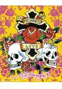 Ed Hardy Tatuaż - In Memory of Love - plakat