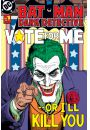 Batman Joker Vote For Me - retro plakat - Gry