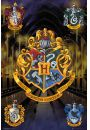 Harry Potter - plakat - Mistyka i fantasy