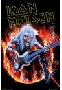 Iron Maiden Fear Live - plakat - Iron Maiden