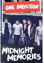 One Direction Midnight Memories - plakat - Pop