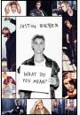 Justin Bieber What do You Mean ? - plakat - Pop