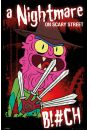 Rick and Morty Scary Terry - plakat - Komedie