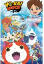 Yo-Kai Watch Key Art - plakat - Animowane