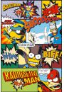 The Simpsons - Komiks Simpsonowie - plakat - Komedie