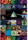 Pink Floyd - Dark Side Of The Moon Immersion - plakat - Pink Floyd