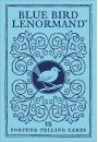 Blue Bird Lenormand - Karty Lenormand