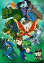 BEN 10 Ultimate Alien - plakat 3D