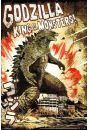 Godzilla King of the Monsters - plakat - Fantastyczne