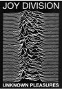 Joy Division Unknown Pleasures - plakat